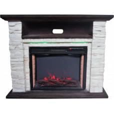 Каминокомплект Bonfire Elison Stone 24 Mood suite