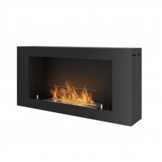 Биокамин Simple Fire Frame Blackbox 900 со стеклом