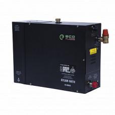 Парогенератор для хаммама - турецкой бани EcoFlame KSA45 4,5 кВт  с кнопкой