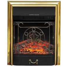 Электрокамин Royal Flame Majestic FX Brass- встраиваемый (скидки + подарки)