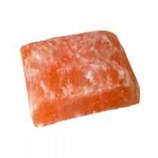 Гималайская розовая соль Кирпич Рваный камень 20/10/5 см для бани и сауны