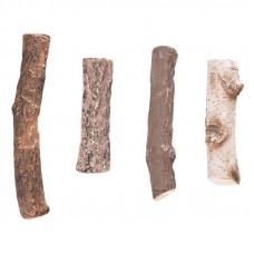 Керамические дрова Globmetal  к биокаминам.
