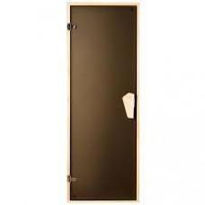 Дверь для сауны Tesli Sateen 1900 x 700