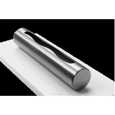 Биокамин Globmetal Stainles с нержавеющей стали, белый