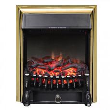 Электрокамин Real Flame Fobos FX M Brass