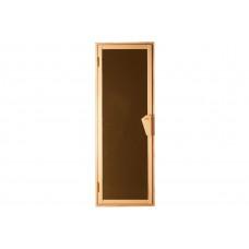 Дверь для сауны UNO Sateen1900 х 700