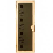 Дверь для сауны Альфа-Арт