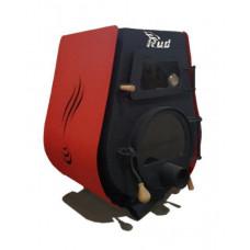 Отопительная конвекционная печь Rud Pyrotron Кантри 01 с духовкой и варочной поверхностью Обшивка декоративная