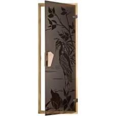 Дверь для сауны «Цапля»