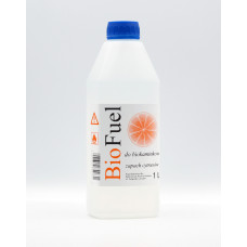Биотопливо BioFuel для камина с ароматом цитруса 1л