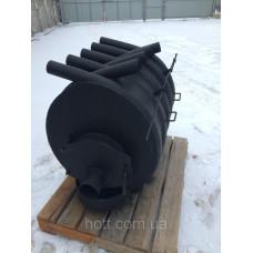 Отопительная печь булерьян Bulik (3 мм) Тип-02-400 м3