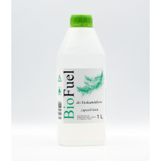 Биотопливо BioFuel для камина с ароматом леса 1л