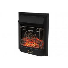 Электрокамин Royal Flame Majestic FX Black - встраиваемый (скидки + подарки)
