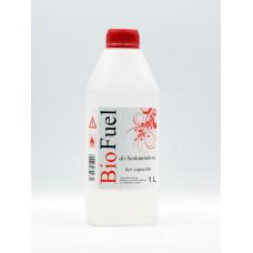 Биотопливо BioFuel для камина без запаха 1л