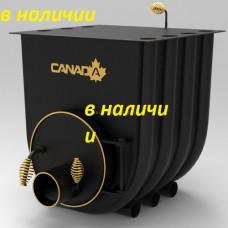 Печь калориферная «Canada» с варочной поверхностью «03»