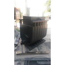 булерьян аква Тип-04 с баком 35 квт  ( буллер) двух контурный длительного горения
