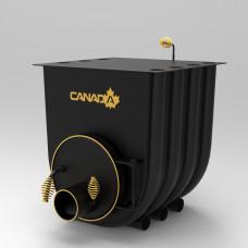 Печь калориферная «Canada»  с варочной поверхностью «01»