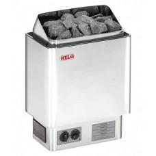 Настенная электрокаменка Helo Cup 90 STJ хром 9 кВт