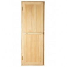 Дверь для сауны Tesli Глухая -Л 1900 х 700