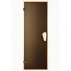 Дверь для сауны Tesli Sateen 2000 x 700