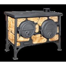 Печь отопительно-варочная с духовкой -Эктор