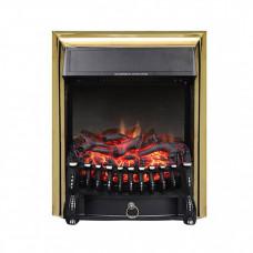 Электрокамин Royal Flame Fobos FX M  Brass- встраиваемый (скидки + подарки)