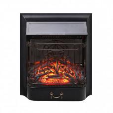 Электрокамин Royal Flame Majestic FX M Black - встраиваемый (скидки + подарки)