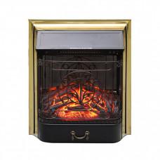 Электрокамин Royal Flame Majestic FX M Brass - встраиваемый (скидки + подарки)