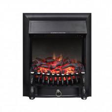 Электрокамин Royal Flame Fobos FX M Black - встраиваемый (скидки + подарки)